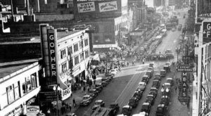 11 Vintage Photos Of Minneapolis' Streets That Will Take You Back In Time