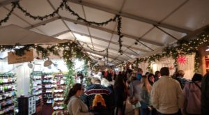 This Wisconsin Christmas Market Will Make You Feel Like You've Been Transported To Europe