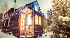 There Is A Tiny House Holiday Village In Colorado… And You Are Going To Want To See It