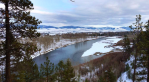 This Epic Snow Tubing Hill In Montana Will Give You The Winter Thrill Of A Lifetime