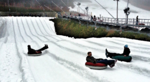 This Epic Snow Tubing Hill In Tennessee Will Give You The Winter Thrill Of A Lifetime