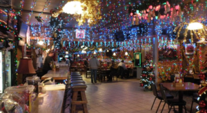 The One Restaurant In Nebraska That Becomes Even More Enchanting At Christmas Time