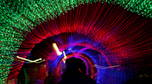 Colorado's Tunnel Of Lights Will Positively Dazzle You This Year