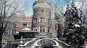 The Castle Near Philadelphia That Is Hiding In Plain Sight