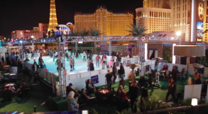 You Can Ice Skate In The Desert And It's The Greatest Winter Activity To Hit Nevada