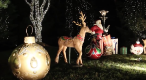 Virginia Has Its Very Own Candy Cane Lane And It's Positively Spectacular