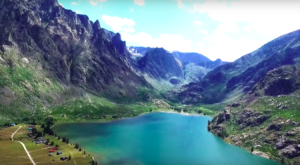 A Drone Flew Over Big Sky, Montana And Captured Mesmerizing Footage