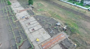 Drone Footage Captured At This Abandoned Washington Missile Facility Is Truly Grim