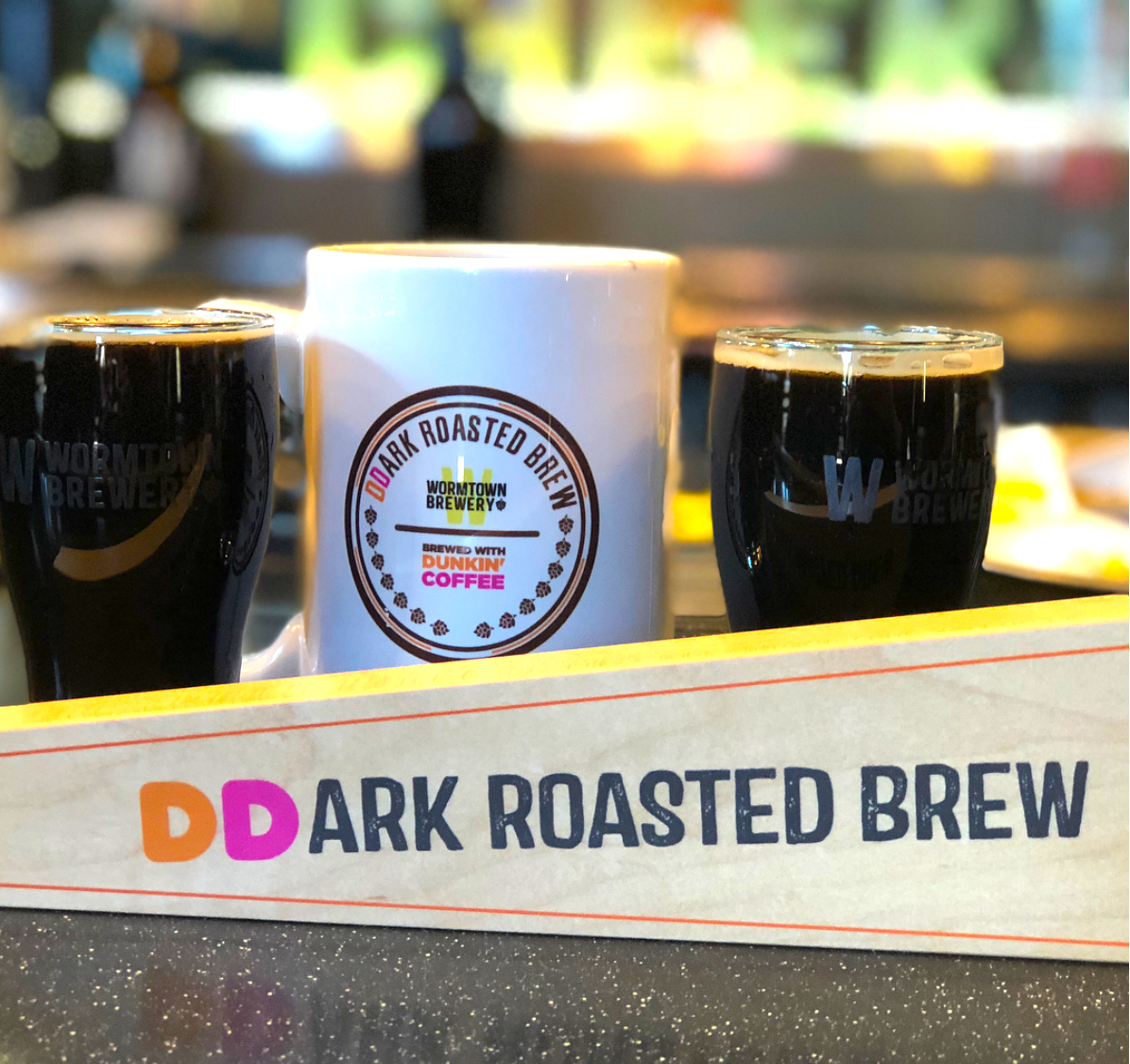 Dunkin Donuts Just Released Its Own Beer And Here S Where