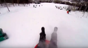 The One Epic Sledding Hill In Colorado That Will Make Your Winter Unforgettable