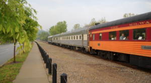The One Train Ride In Cincinnati That Will Transport You To The Past