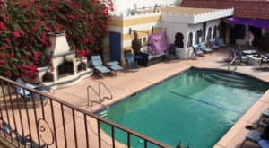 Southern California's Naturally Heated Outdoor Pool Is All You Need This Winter