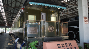 There's No Other Railcar In The World Like This One In Florida
