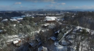This Drone Footage Shows You Just How Amazing Tennessee Looks In The Wintertime