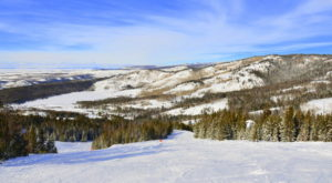 You'll Have A Sensational Time At This Underrated Ski Resort Hiding In Wyoming