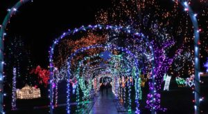 The Magnificent Holiday Light Show In Idaho That Doesn't Cost A Penny