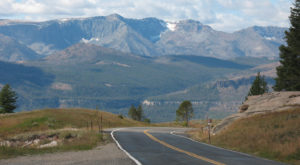 The Highest Road In Montana Will Lead You On An Unforgettable Journey