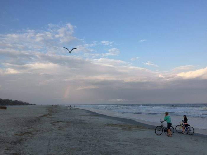 Hilton Head South Beach Bike Rentals