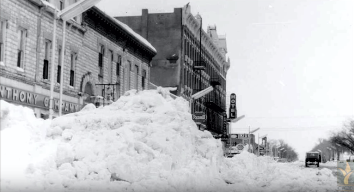 The 5 Worst Winter Storms In Texas History