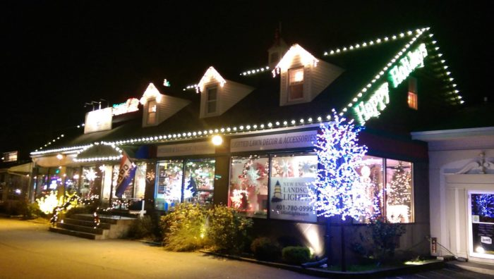 At the Gift Box in Warwick, it's Christmas all year round. Of course, this  place really comes alive in December. - At The Gift Box In Rhode Island It's Christmas All Year Round