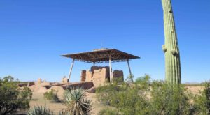 The Hauntingly Beautiful Place In Arizona That Humans Left Behind