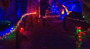 Most People Don't Know Alabama Has A Christmas Cave And It's Truly Unique