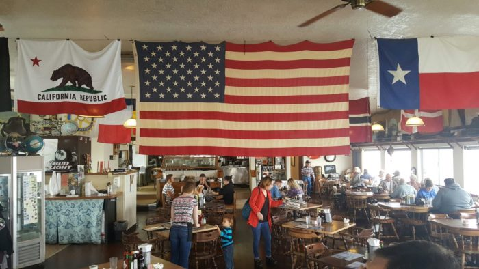 Chart Room Is A Seafood Shack On The Coast Of Northern California