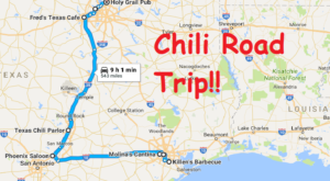 Warm Your Belly With This Scrumptious Chili Road Trip In Texas