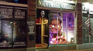 Count Orlok's Nightmare Gallery Near Boston Is Not For The Faint Of Heart