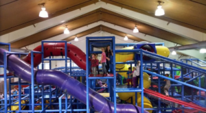 The Most Epic Indoor Playground In Nebraska Will Bring Out The Kid In Everyone