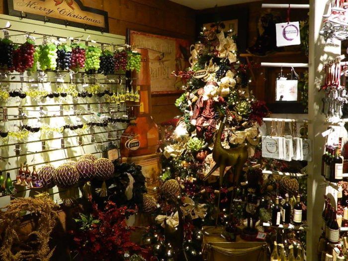 The Christmas Dove Is The Largest Christmas Store In New