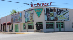 There's A Texas Shop Solely Dedicated To Dr Pepper And You Have To Visit