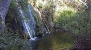 You'll Want To Take This Magnificent Short Hike That Leads To The Tallest Waterfall In Southern California