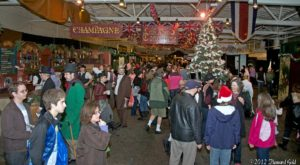 This Charming Christmas Fair Near San Francisco Will Take You Back In Time