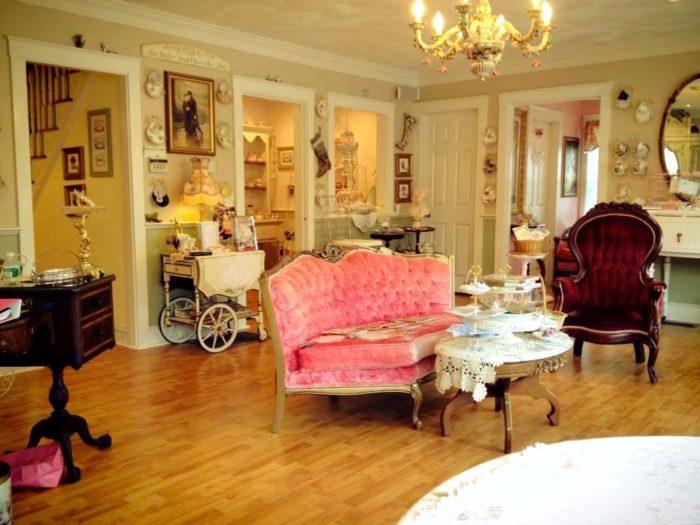 Sweets Tea Rooms