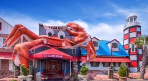 This Unexpectedly Awesome Restaurant In South Carolina Will Make You Do A Double Take