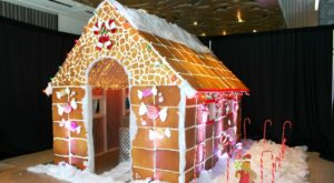 Eating In This Texas Gingerbread House Is Sure To Make This Holiday Season Your Sweetest One Yet