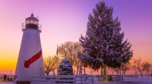 9 Enchanting Maryland Towns That Feel Like You've Fallen Into A Snow Globe