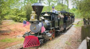 There's A Little-Known, Fascinating Train Park In South Carolina And You'll Want To Visit