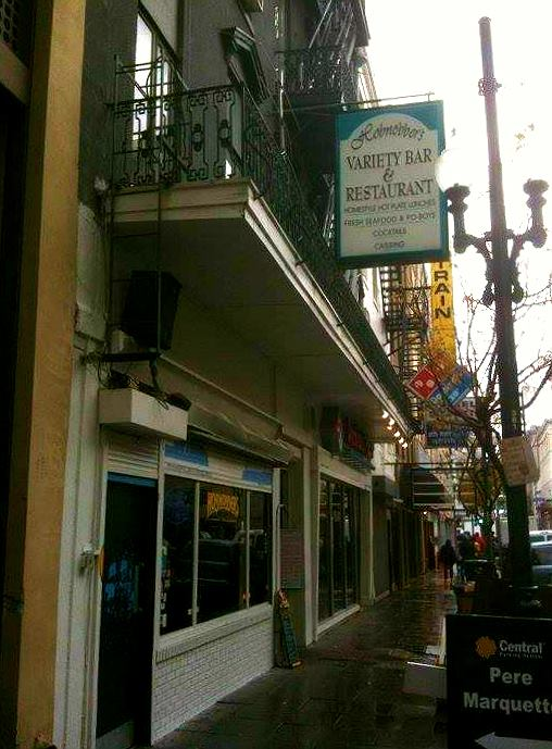 These 6 restaurants in new orleans have the quirkiest for Food bar new orleans