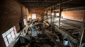 This Abandoned Arkansas Ice Factory Is Downright Bone Chilling