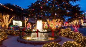 8 Enchanting North Carolina Towns That Feel Like You've Fallen Into A Snow Globe