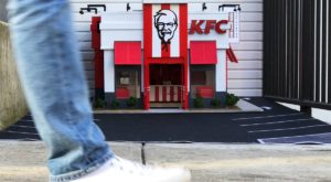 Welcome To The World's Smallest KFC Where They Make Tiny Fried Chicken
