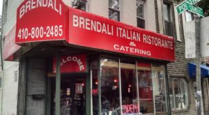 13 Italian Restaurants In Maryland That Serve Pasta To Die For