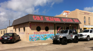 This Amazing Seafood Shack On The Texas Coast Is Absolutely Mouthwatering
