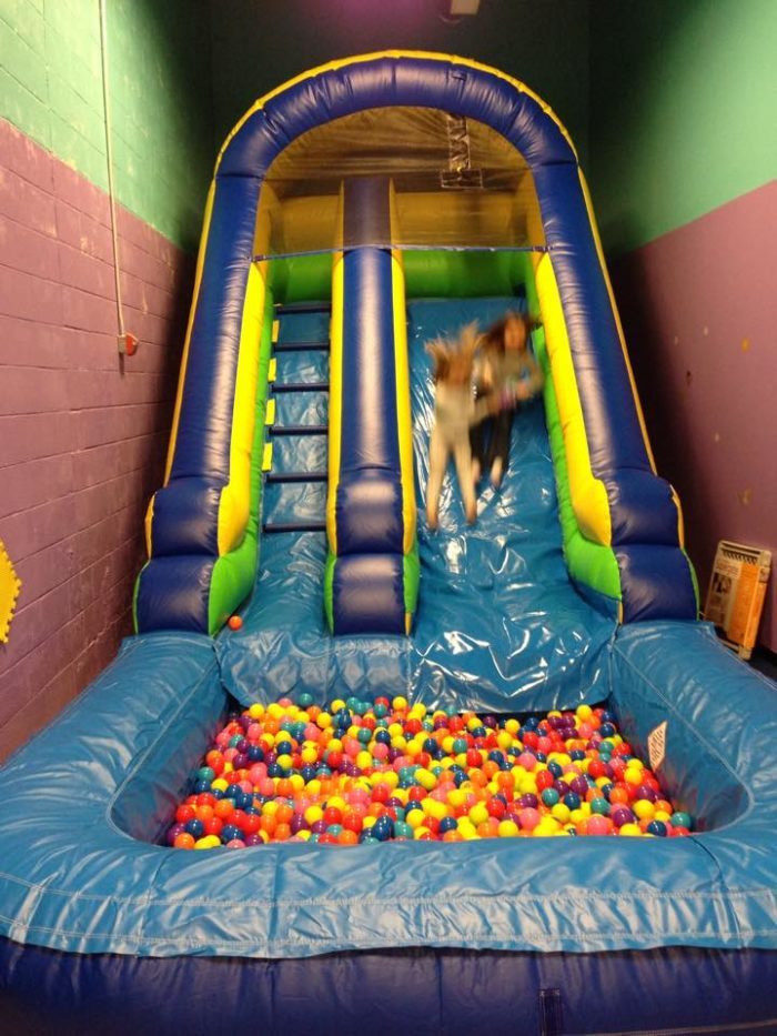 Twice The Fun Is The Best Indoor Playground In New Hampshire