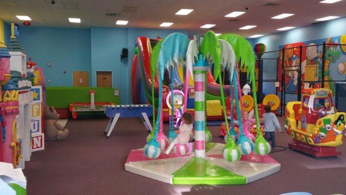 Kidz Kastle In Warwick Is The Most Epic Indoor Playground In Rhode ...