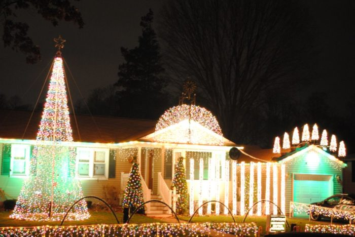 Christmas Light Controlers