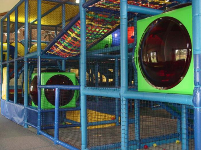 Eugene T Mahoney State Park Has The Best Indoor Playground