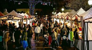 The German Christmas Market You'll Want To Visit Near San Francisco